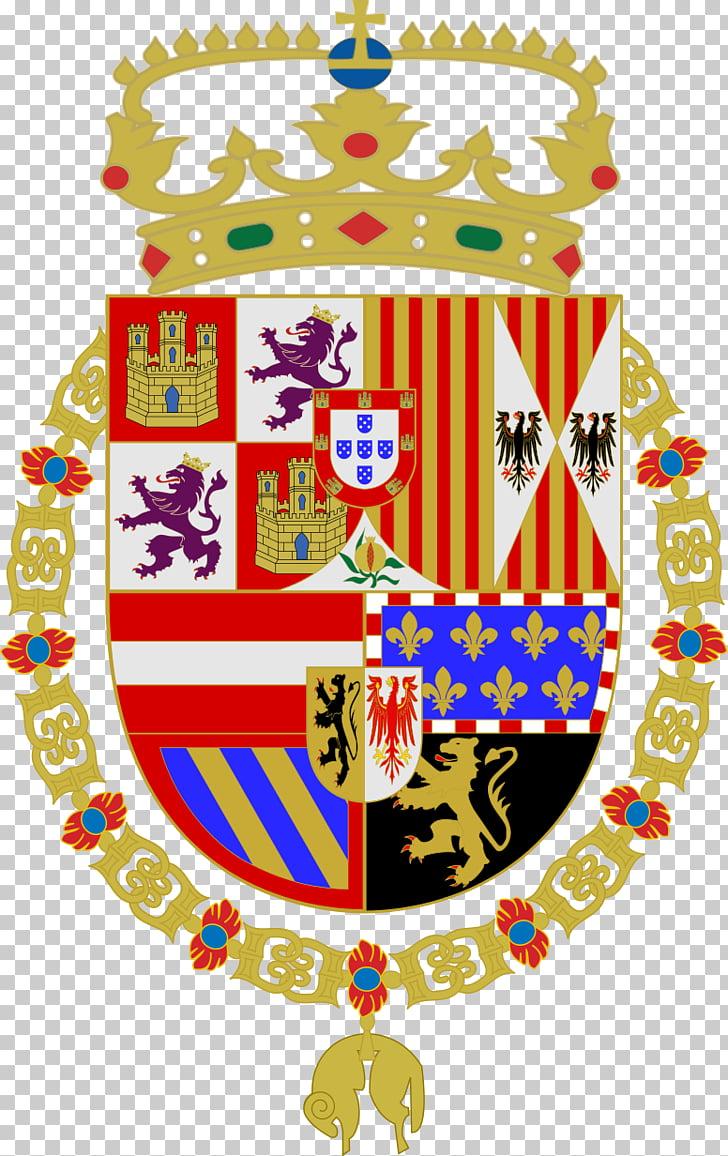 Escudo de armas de España escudo, escudo de granada PNG.