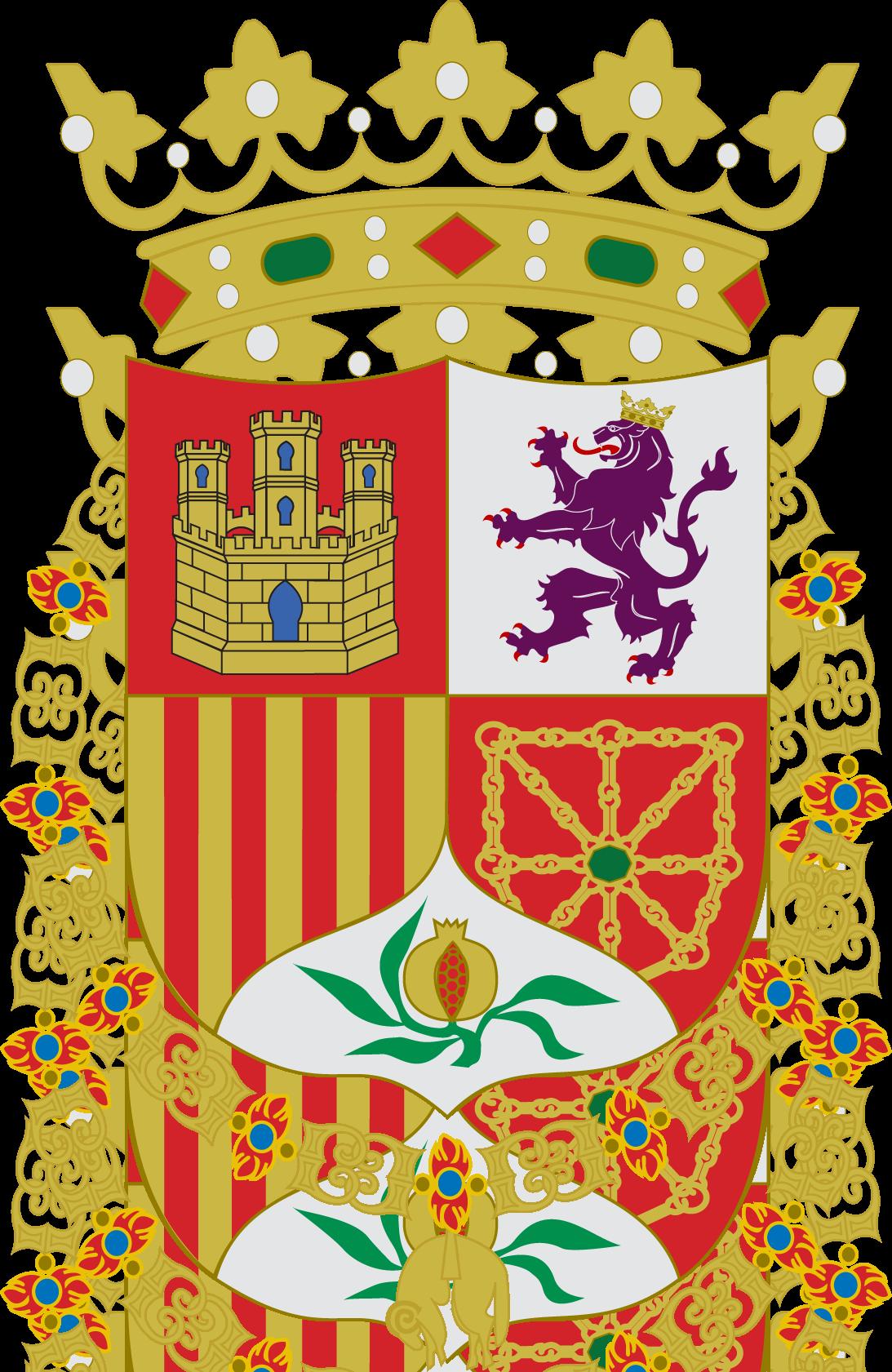 File:Escudo simple de España.png.