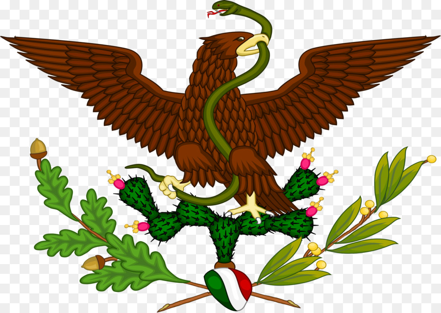 Coat of arms of Mexico United States of America Second.