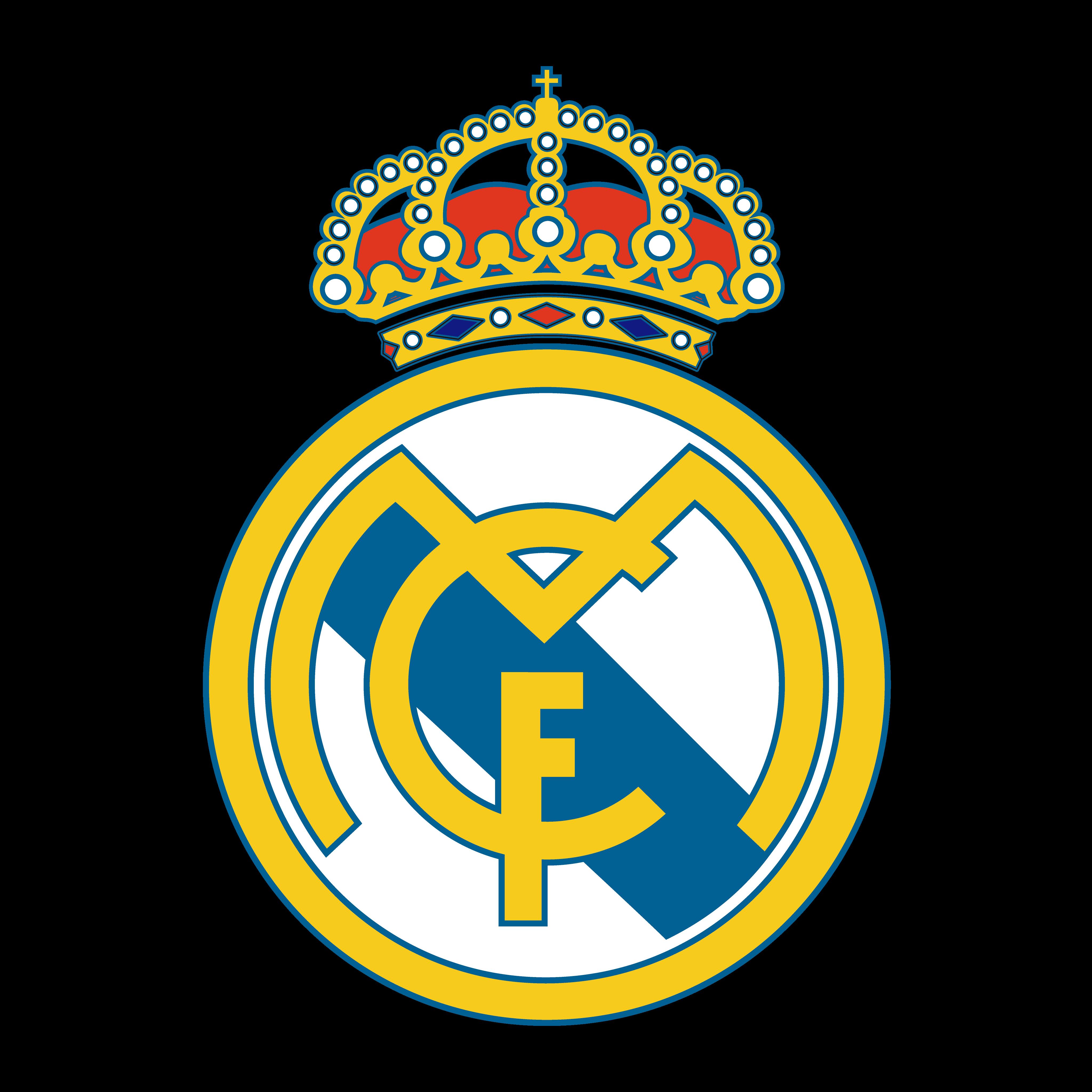 Logo Real Madrid Brasão em PNG.
