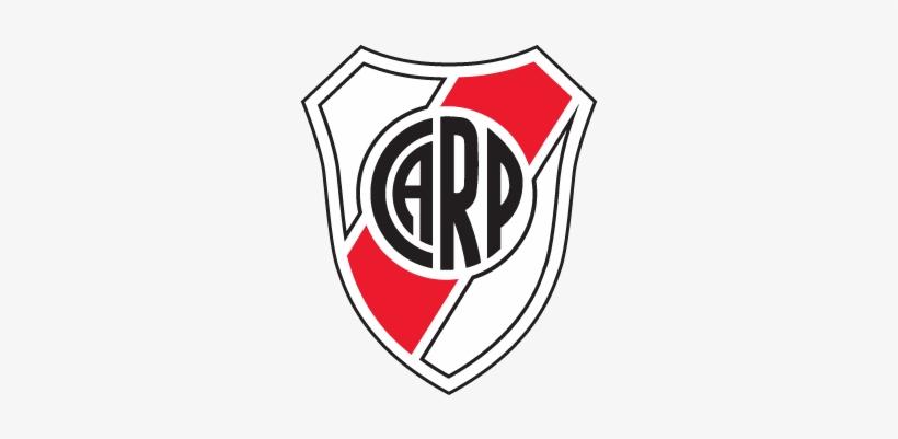 Club Atletico River Plate Logo With Del Escudo Nacional.
