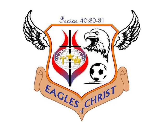 Eagles Logo De Escudo Con Alas.