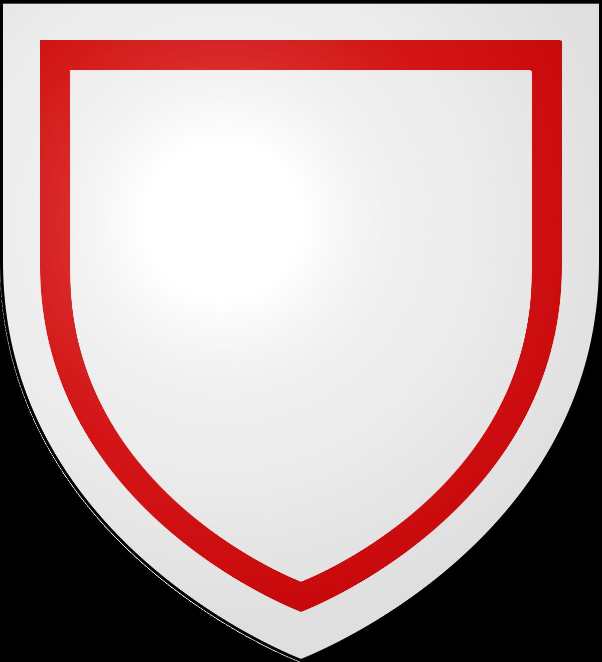 Bordes De Escudo Clipart.
