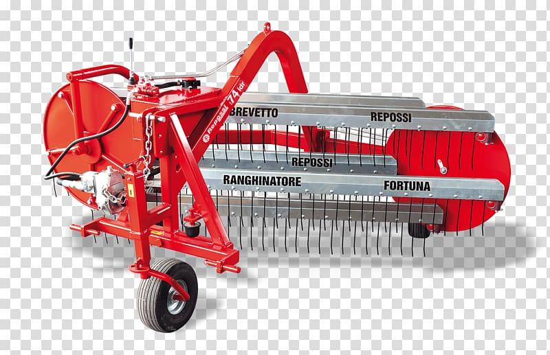Machine BRICO\\\'TECH BRICO PRO groupe ESD Hay rake, tractor.
