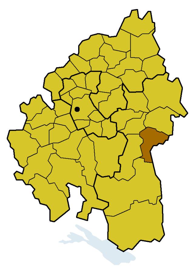 Kirchenbezirk Ulm.