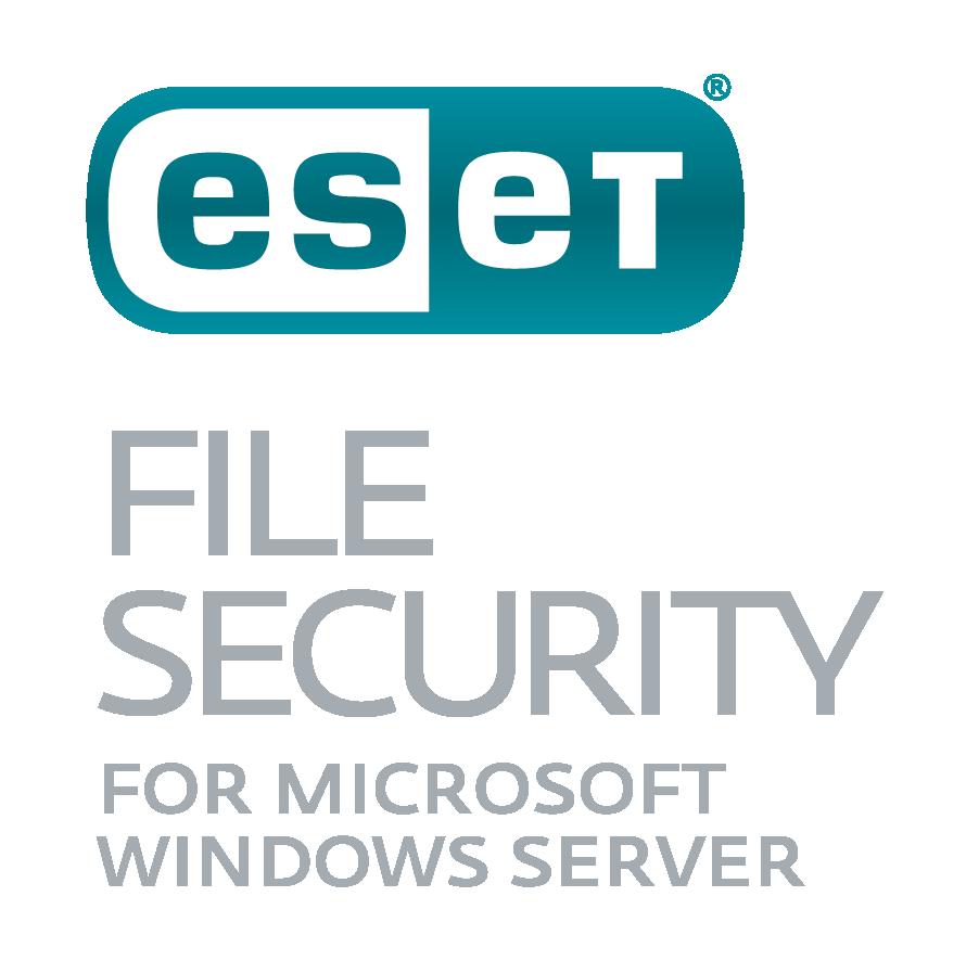 ESET File Security (per server, per month).