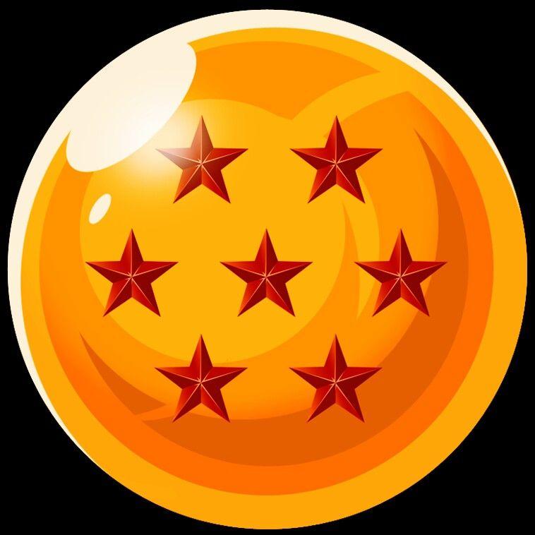 Esfera del dragón de 7 estrellas.