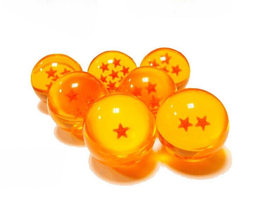 Dragon Ball Esferas do Dragão.