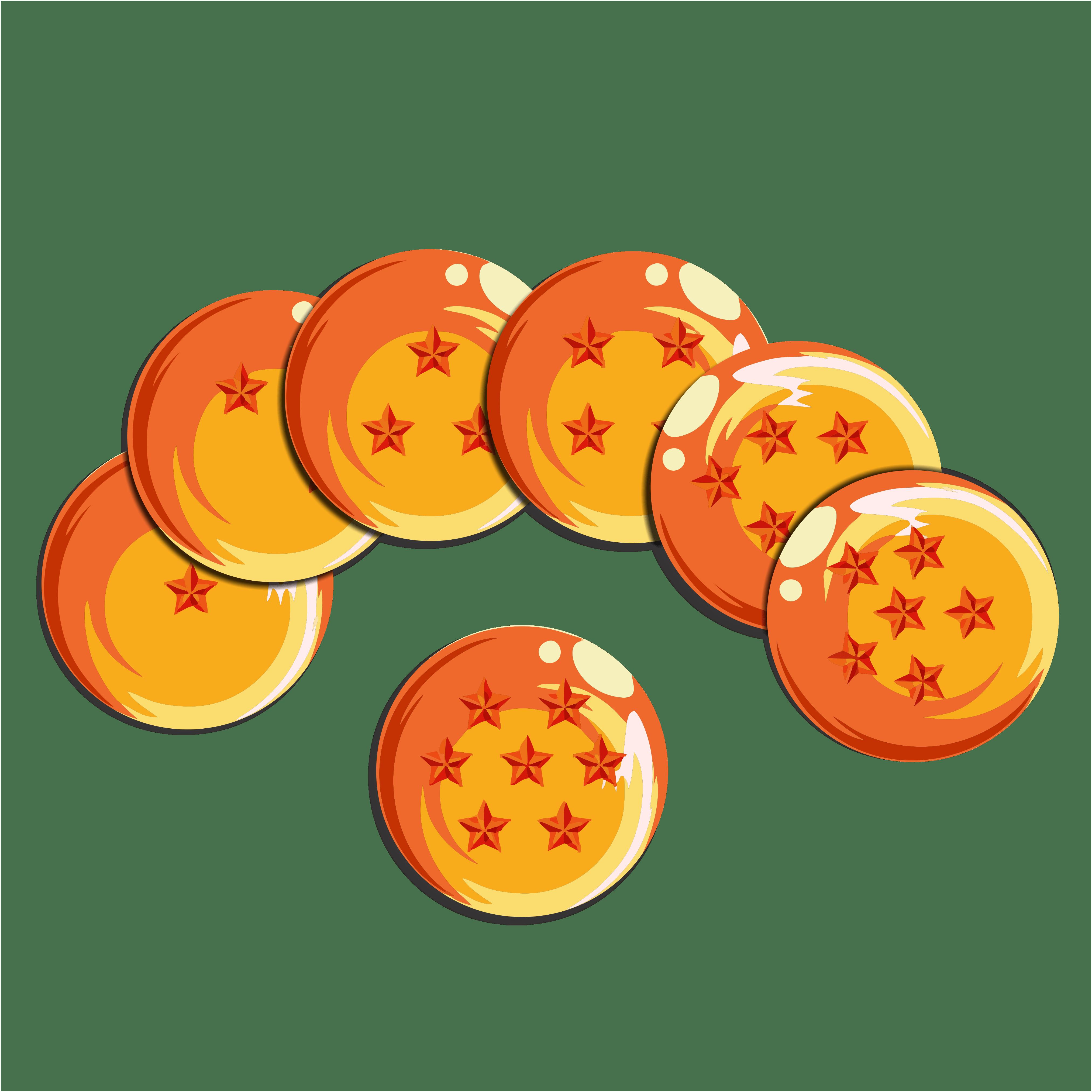 Esferas do Dragão.