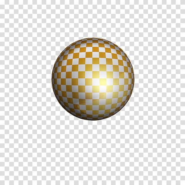 Esferas en D, white and brown ball illustration transparent.