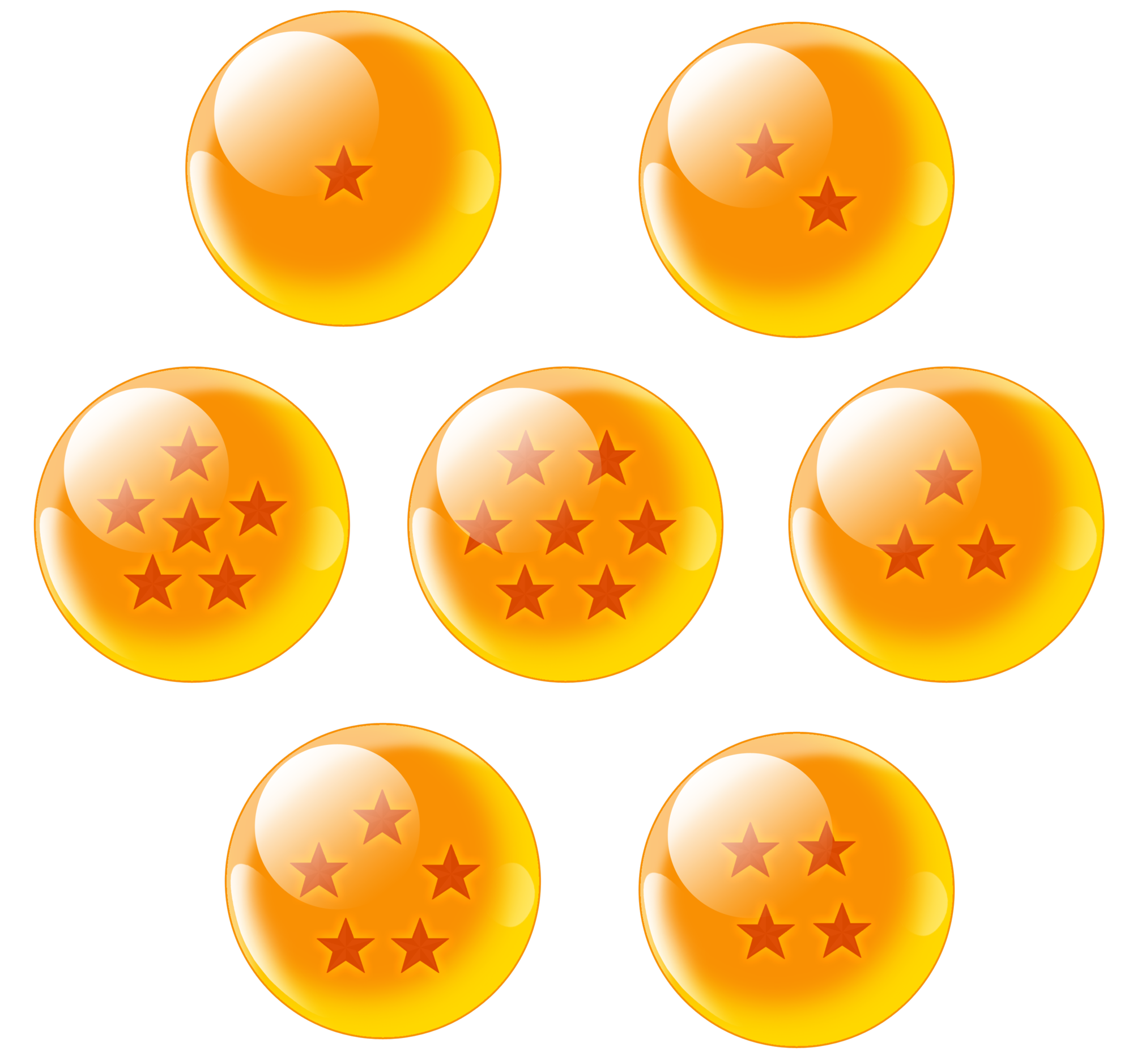 Esferas del Dragón.