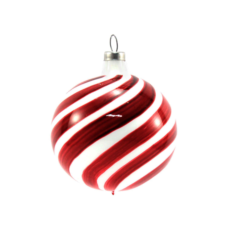 Give Set de 12 ó 36 Esferas Navideñas de Vidrio Soplado.