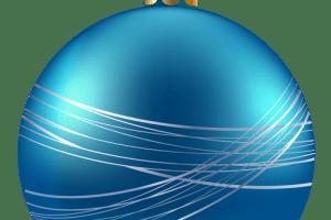 Esferas navideñas clipart 2 » Clipart Portal.