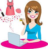 Online shopping Clip Art EPS Images. 31,889 online shopping.