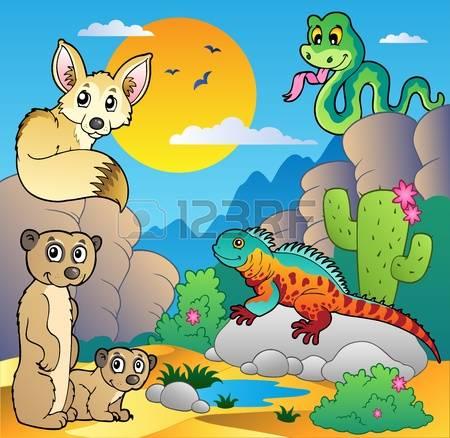 455 Desert Lizard Cliparts, Stock Vector And Royalty Free Desert.