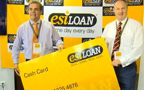 Esiloan Cash Card Launch.