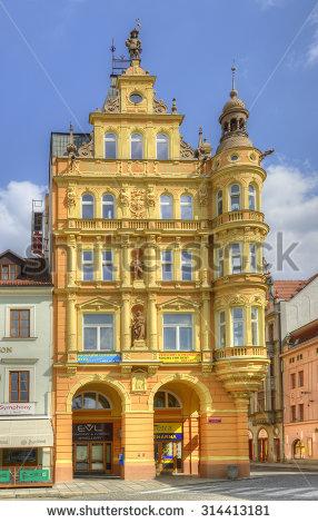 Budejovice Stock Photos, Royalty.