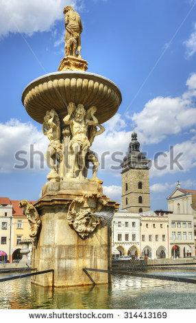South Bohemia Region Stock Photos, Royalty.