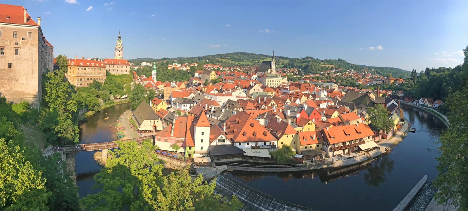 Castle Cesky Krumlov: How to Spend a Magical Weekend.