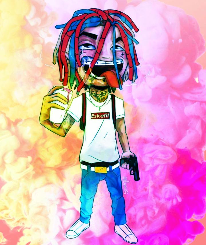 freetoedit lil pump rapper rap esketit.