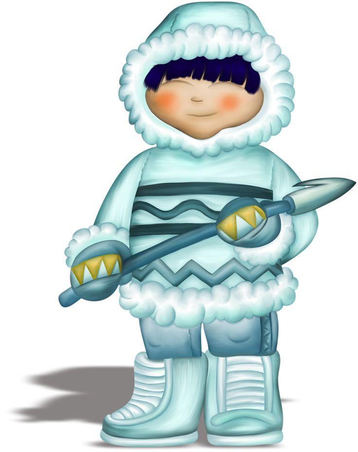 1000+ images about clipart eskimo on Pinterest.