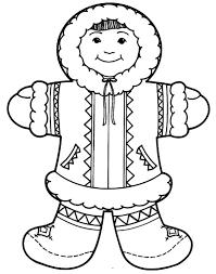 Inuit People Clipart & Clip Art Images #21804.