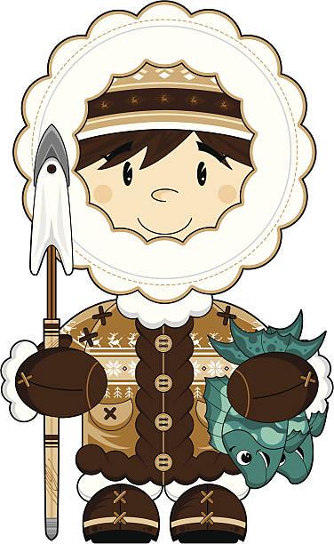 Best Eskimo Clipart Illustrations, Royalty.