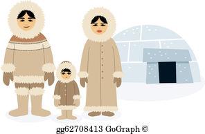Inuit Clip Art.