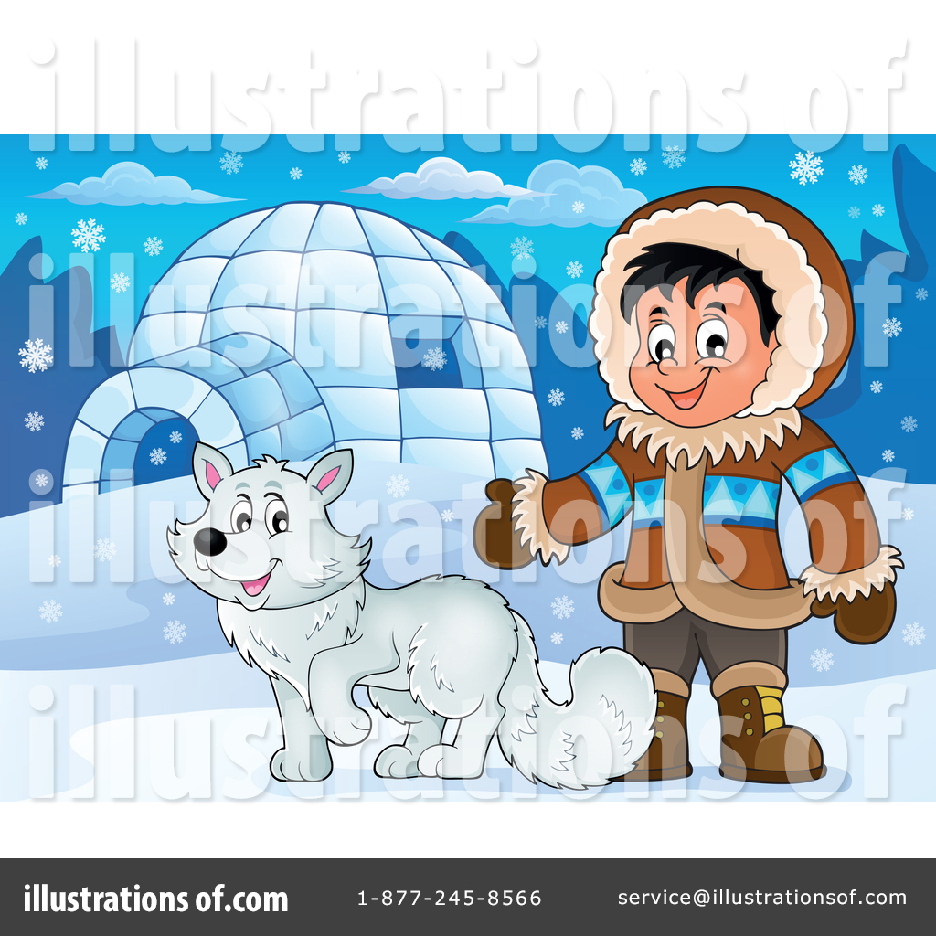 Eskimo Clipart #1378083.