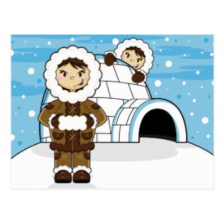 Eskimo Postcards.