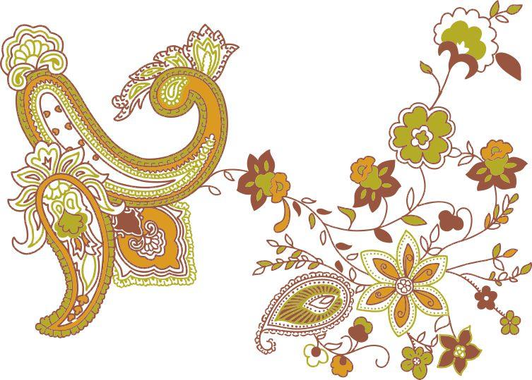 persian vector design.