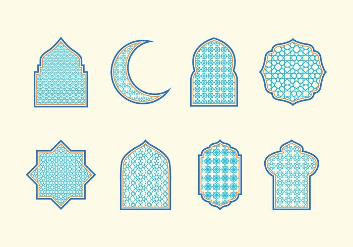 Islamic Free Vector Art.