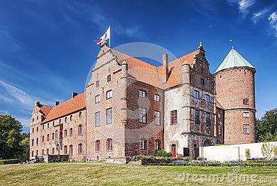 Konsul Perssons Villa Hus Stock Photo.