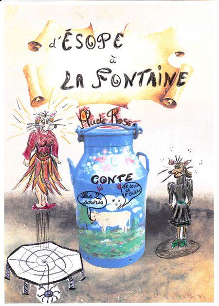 L'heure du conte. D'Esope à La Fontaine.