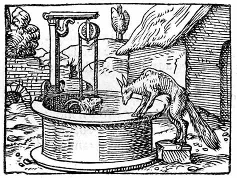 Aesop (Thomas Bewick).