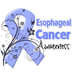 April is Esophageal Cancer Awareness month!.