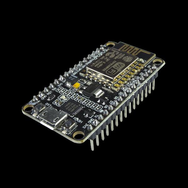 NodeMCU ESP8266.