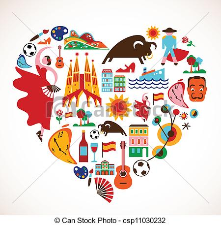 Spain Clipart and Stock Illustrations. 19,697 Spain vector EPS.