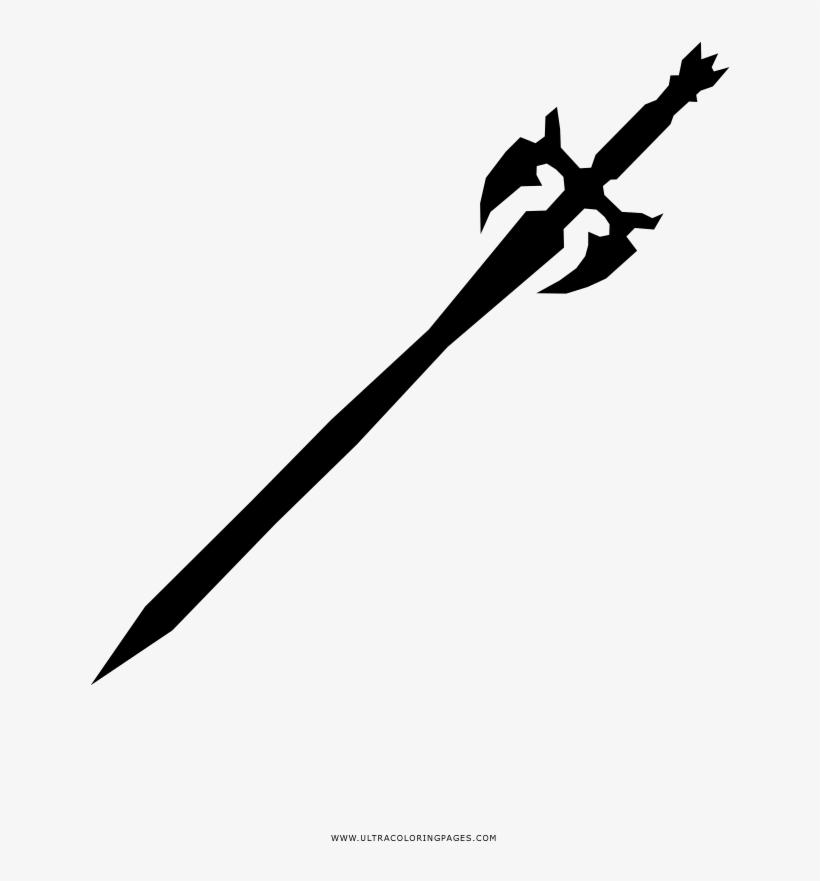 Espada Png Desenho.