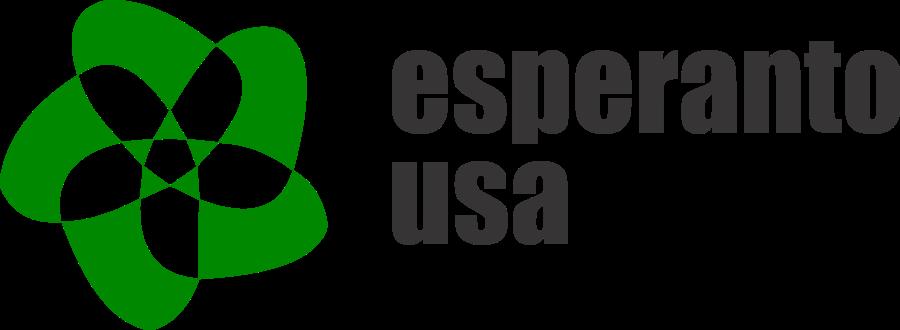 Esperanto USA large 900pixel clipart, Esperanto USA design.