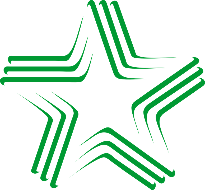 Free vector graphic: Esperanto, Logo, Star, Languages.