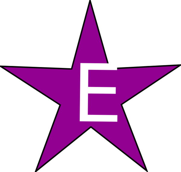 Esperanto star.