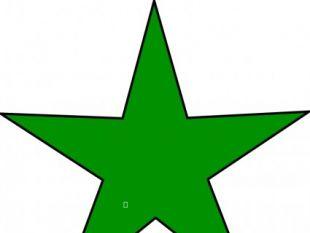 Esperanto clip art.