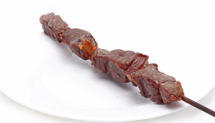 Espetinho de carne png 1 » PNG Image.