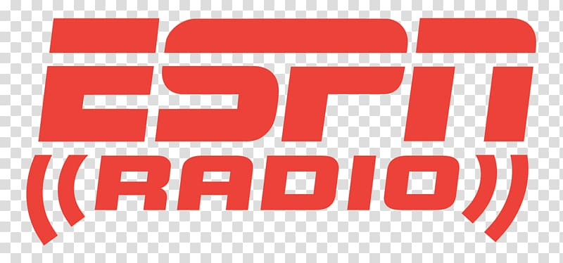 ESPN Radio Sports radio Internet radio, radio transparent.