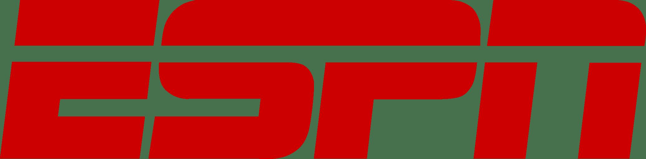 Espn Logo transparent PNG.
