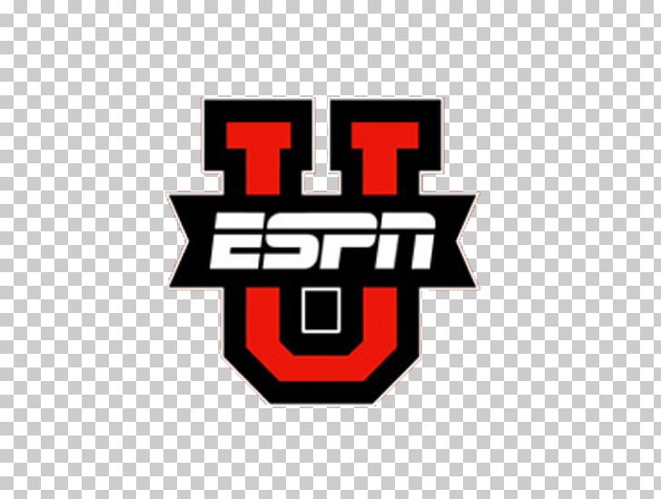 ESPNU Television channel Logo, news reporter PNG clipart.