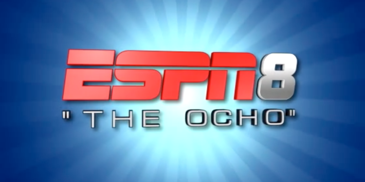 ESPN 8: The Ocho' is about to be real.
