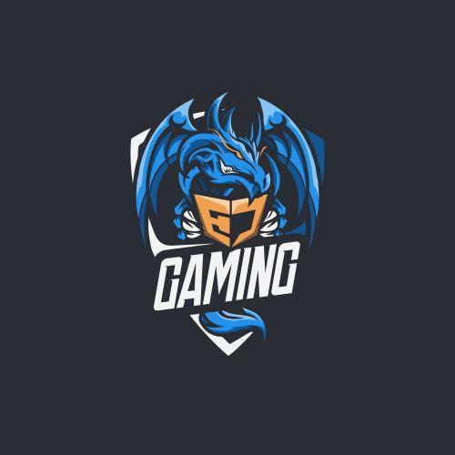 Dragon Esport Logo in Logo Design by By.dreamcometrue.