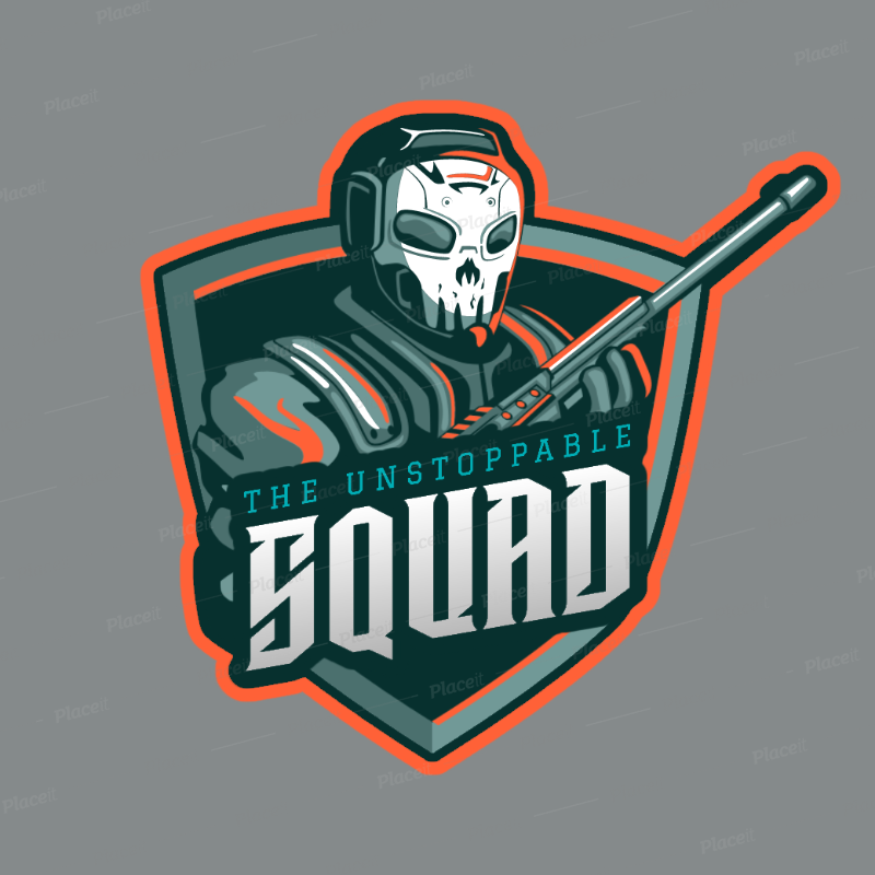 eSports Logo Maker for a First.
